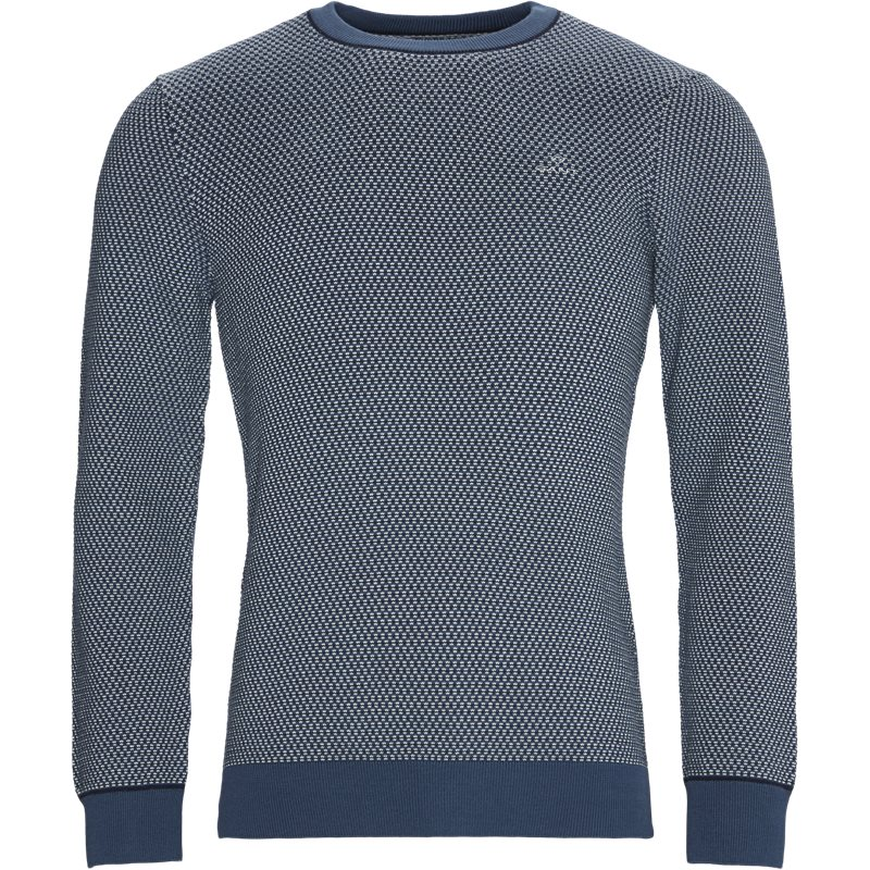 Image of   Gant - Multicolor Texture Crew Knit